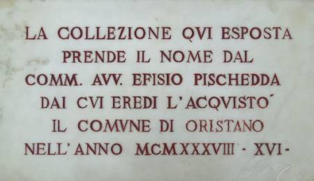 Marble inscription