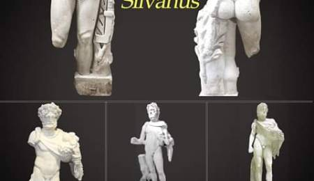 Statue of god Silvanus